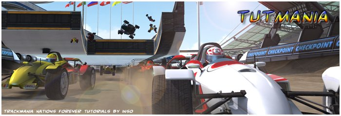 Trackmania Tutorials