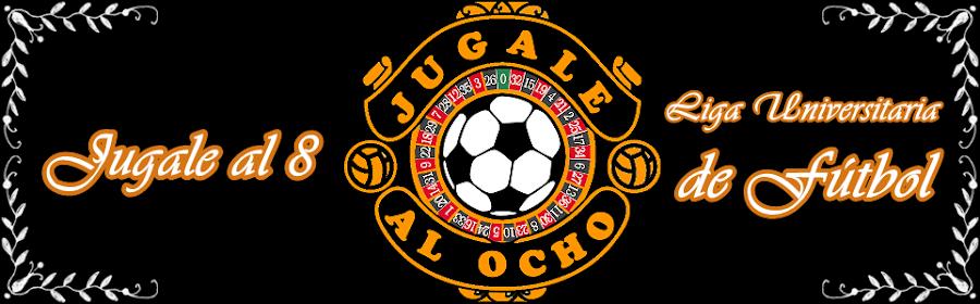 JUGALE AL 8 - Liga Universitaria de Futbol Bahia Blanca
