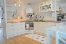 En titt in i köket