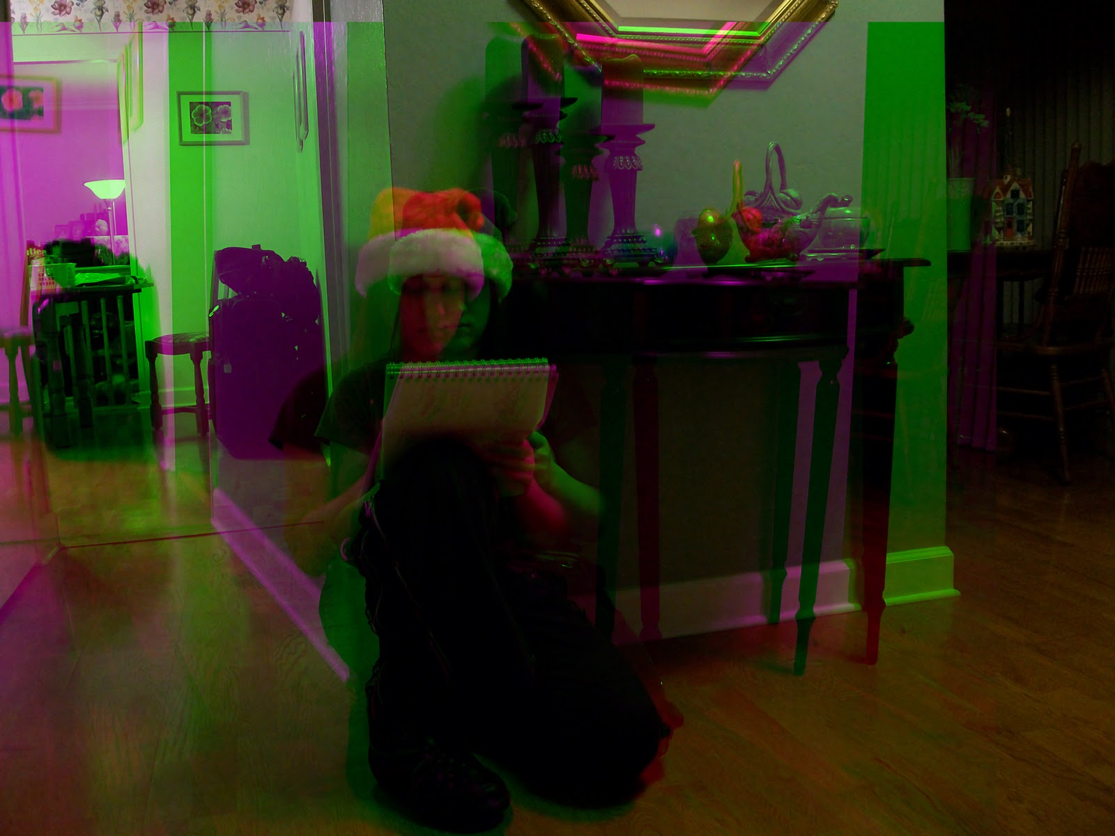 how to create stereoscopic images from one photo