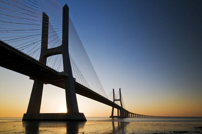 Amanhecer II - Ponte Vasco da Gama