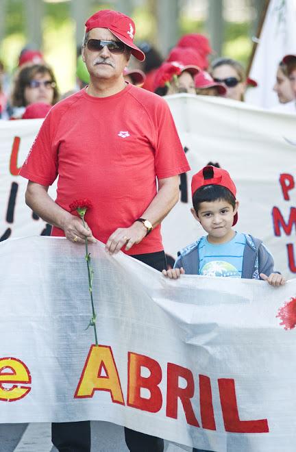 Gerações de Abril - 25 de Abril de 2010, Almada