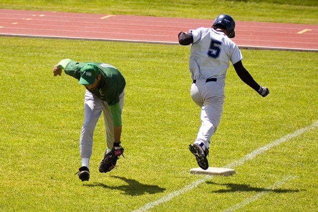 Beisebol 51 - Sentidos Opostos