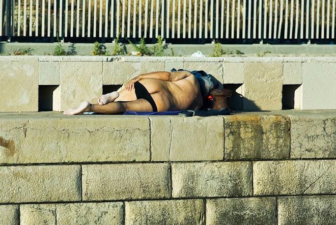 O Sol, quando nasce (ainda...) é para todos - Docapesca, Lisboa
