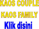 KAOS COUPLE dan KAOS FAMILY