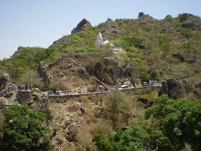 sajith at Mount abu