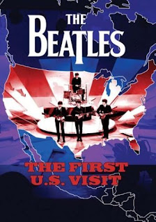 The Beatles The First U.S. Visit Cover