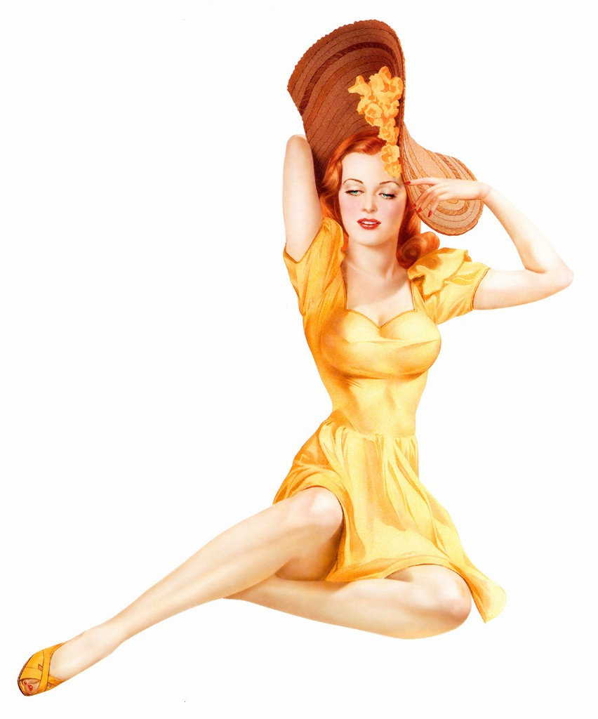Alberto Vargas Pin Up Girls