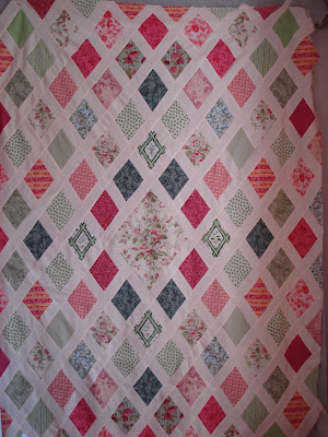 how to make a jane austen quilt