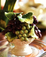 A Grape Tablescape