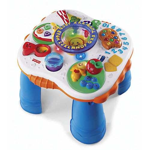 juguetina fisher price mesa musical de actividades