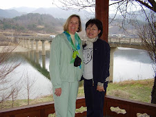 With MiSook in Guemsan