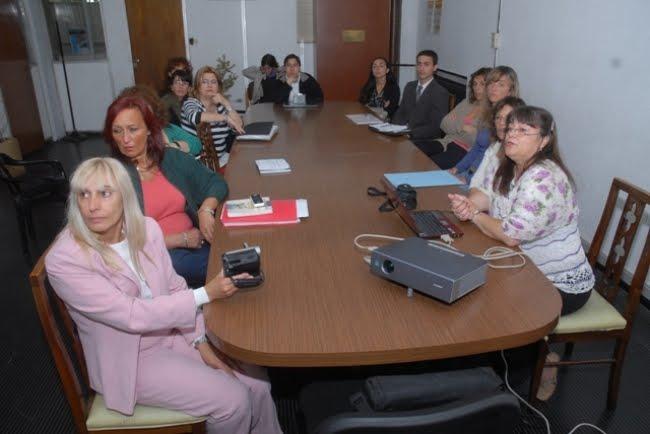 Jornada de Trabajo: Prevención del Abuso contra los Niñ@s y Adolescentes.