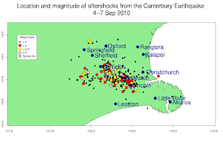 Canterbury Earthquakes part II