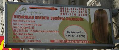 csilla hajklinika, XIII. kerület, Újlipótváros,  Szent István körút, Budapest, blog, Magyarország, hajklinika, Újlipótváros,