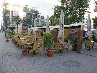 Budapest, blog, Vörösmarty tér, V. kerület,  belváros, bódé