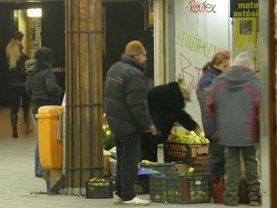 Ferenc körút, metróállomás, metró, subway, HÉV megálló, Budapest, IX. kerület, U-bahn, piac, aluljáró, illegális árusok