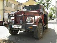 ARO, Kolozsvár, terepjáró, SUV, oldtimer, Cluj