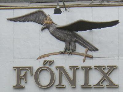 Főnix, Főnix militaria, Antik Galéria, Vámház körút, IX. kerület, Ferencváros, Budapest, Magyarország