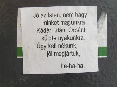 matrica,  Jobbik, Budapest, V. kerület,  Magyaror