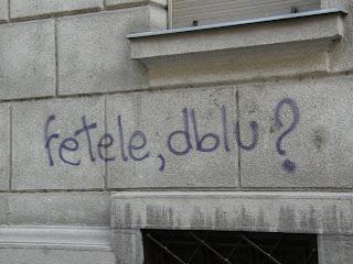 elváros, Budapest, fetele dublu, firka, graffiti, Hungary, Magyarország, street art, tag, V. kerület