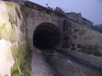 Buda, Budapest, Boszorkány hegy, Erzsébet híd, patak, Ráczváros, Tabán, Ördögárok