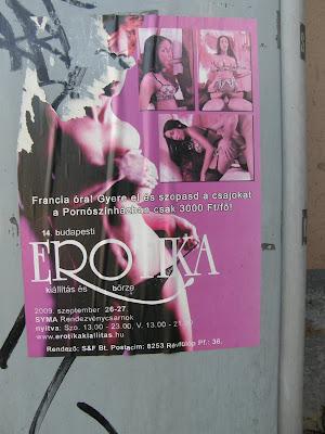 Budapest, Duna Plaza, erotika, prostitució, reklám, S&F Bt, XIII. kerület, Újlipótváros, Strausz Ildikó, Strausz Nándor