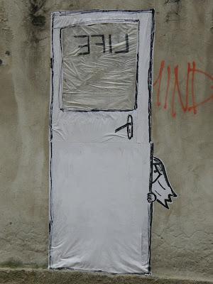 plakát, street art, Magyarország, Hungary, Szövetség utca, Budapest, VII kerület, graffiti, Erzsébetváros, life