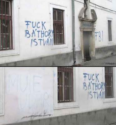 street art,  Kolozsvár, graffiti, Cluj,  tag, Romania, Báthory István