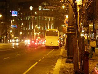 bicikliút, biciklisáv, Budapest, empamo, kiskörút, demonstráció, tüntetés,  biciklisáv, Múzeum körút,  V. kerület, belváros
