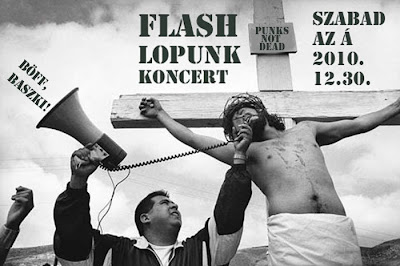 Flash, koncert, dr Flash