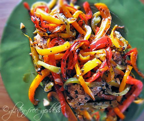 Easy Chicken and Balsamic Peppers - Gluten-Free - How To ...