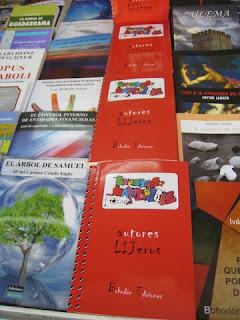 Los Cuentos gamberros, entre más libros.