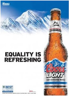 Literary And Cultural Theory 2010 Analysis Of Coors Light