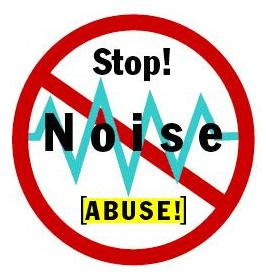 Noise hazard how far is the impact to our safety and health
