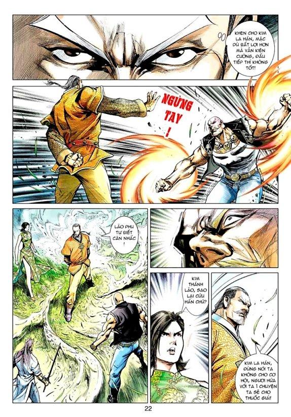 Vương Phong Lôi 1 chap 18 - Trang 18