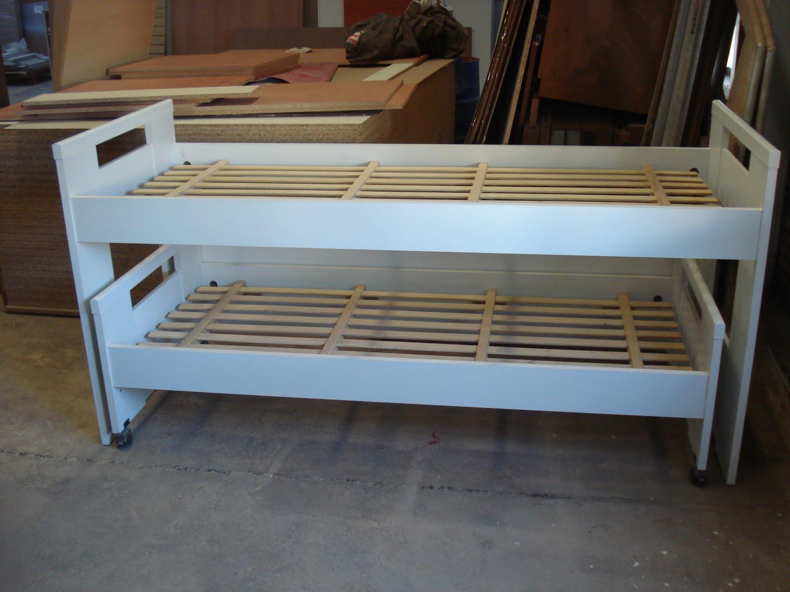 Blog cama nido en melamina blanca oferta for Ofertas de camas