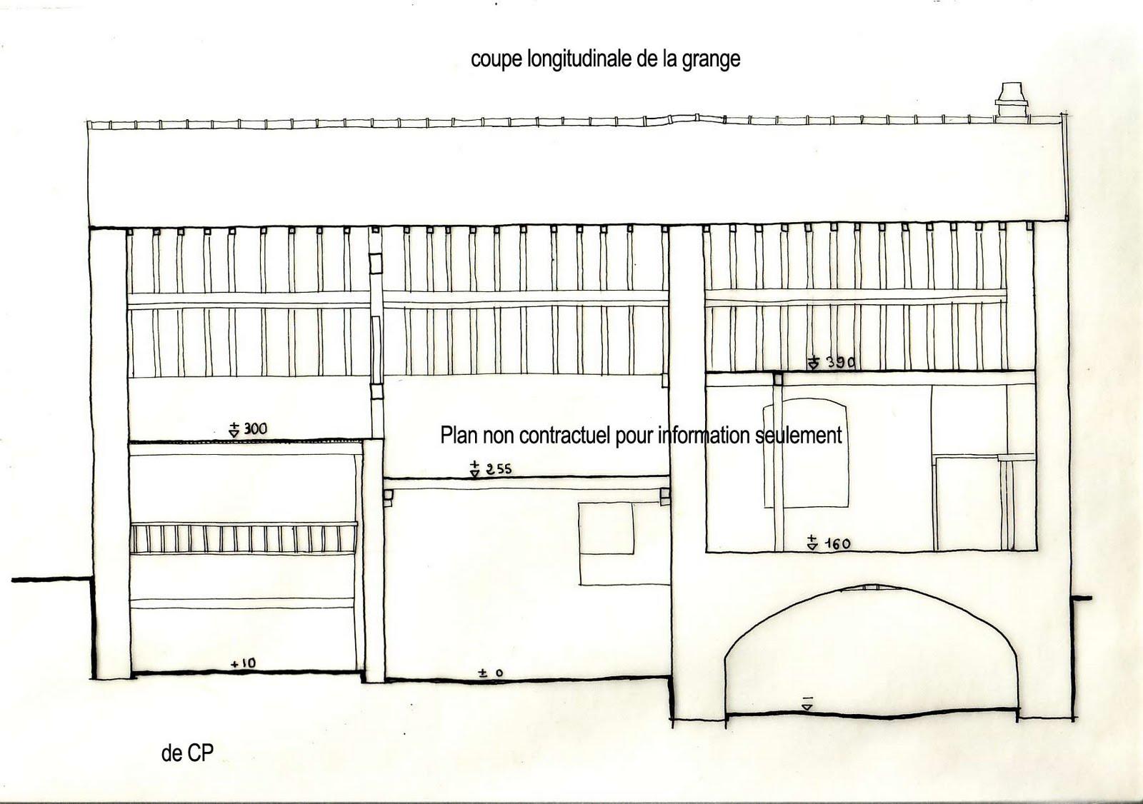 maison mouroux 77 la grange a l 39 interieur. Black Bedroom Furniture Sets. Home Design Ideas