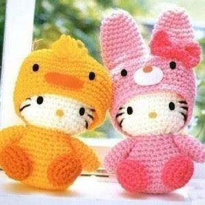 Hello Kitty Amigurumi Schema Italiano : Ellen?s: Amigurumi