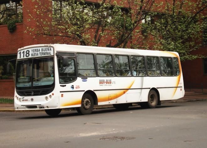 BER - BUS U.T.E. LINEA 118