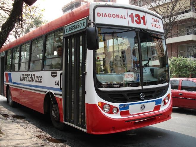 LIBERTADSRL+BER-BUS UTE LINEA131