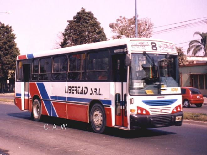 LIBERTAD S.R.L. linea 8