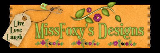 Miss Foxy's Designs