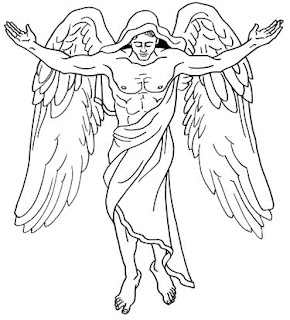 angel tattoos picture