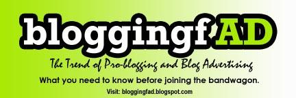 bloggingfAD