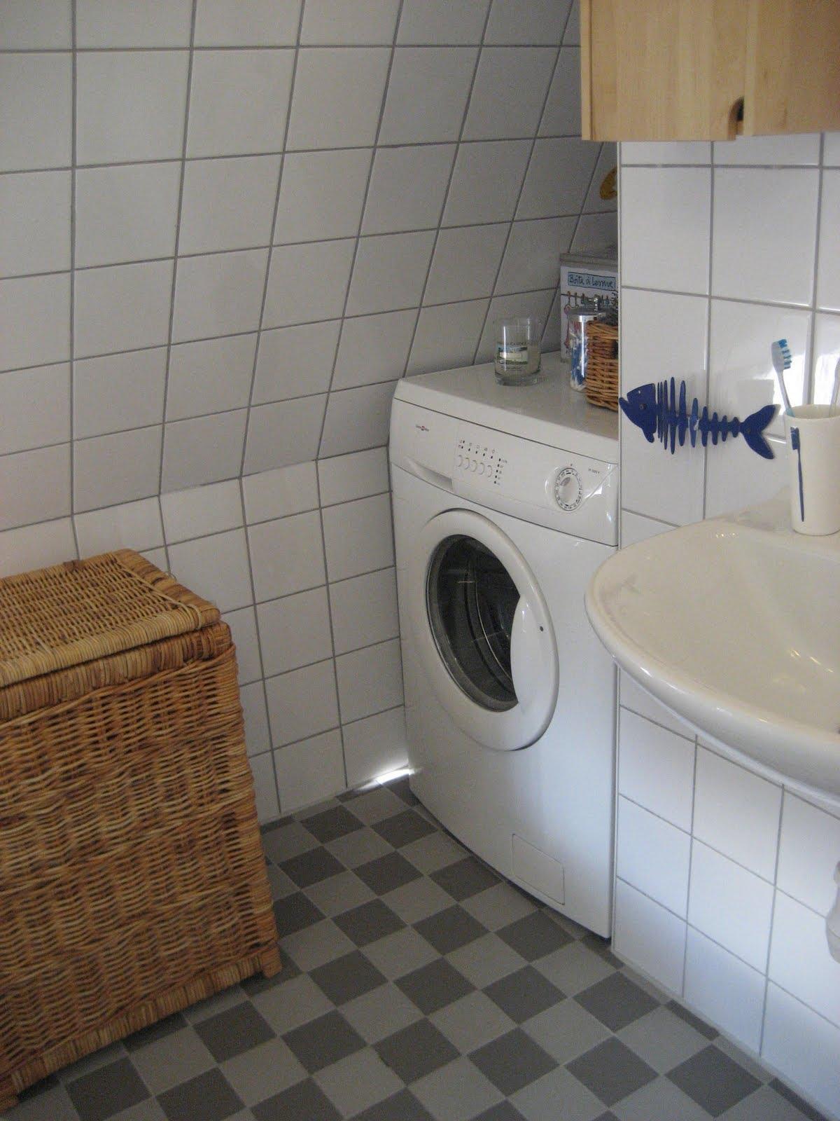 Hemma på kråkered: tisdagstema: badrum!