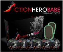 Become an Action Hero Babe!