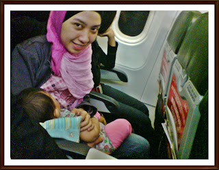 breastfeeding in Air Asia flight