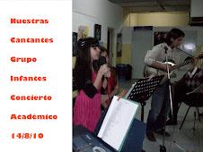 Más Concierto Académico 14/8/10