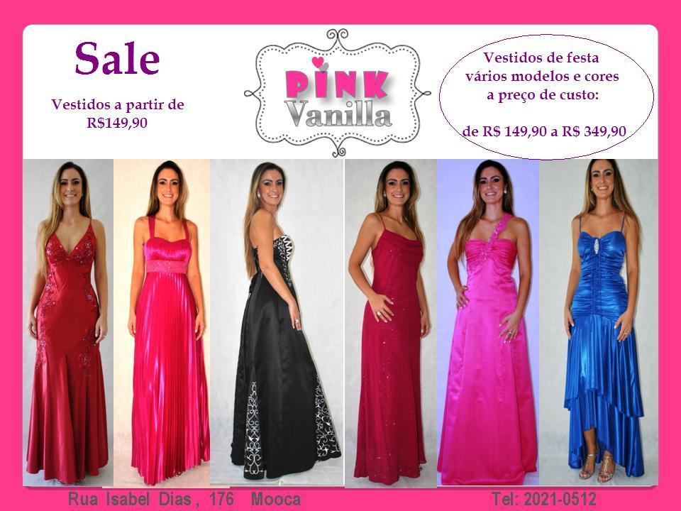 Vestidos Festa Curitiba Promoção